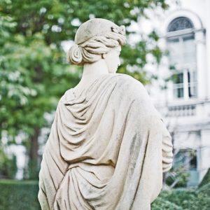 A beautiful encounter ✨ #palaisgarden