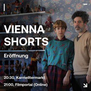 Today's the day! 💙 Vienna Shorts geht in die 18. Runde. 🎉 Eröffnet wird on- und offline....
