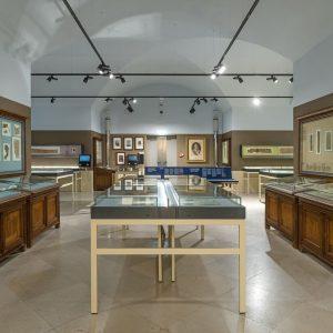 So schön erstrahlt das wiedereröffnete Papyrusmuseum in neuem Glanz. 🌟 Mehr Infos zum ...