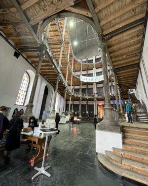 #Atelierhaus @akbild @parallelvienna #semperdepot #viellosinwien #afterthelockdown #viennesebuildings #art #architecture #igersaustria #igersvienna #tgif #weekend ...