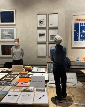 Glad to see my works at @parallelvienna Editions 2021. Thank you @anzenbergergallery @reginaanzenberger ...