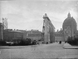 (1910/Gerlach & Wiedling (Buch- und Kunstverlag), Otto Wagner (Architekt), Wien Museum/Wikipedia) Kaiser Franz Josef-Stadtmuseum Projekte zur Errichtung...