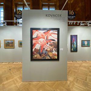 Finden Sie uns noch bis morgen - Sonntag auf der Kunstmesse ART at the PARK @artaustriaofficial im...