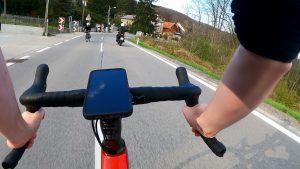 Vienna Downhill #2 Cube Nuroad | Quadlock Test | Gravel Bike Tour
