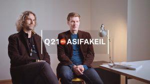 Q21 Backstage Tour - ASIFAKEIL