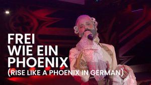 CONCHITA WURST - FREI WIE EIN PHOENIX (Rise Like A Phoenix - German/Deutsch) LIVE AT A4L