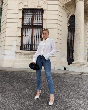 Werbung   Keeping it casual & chic in my new denim look by ...