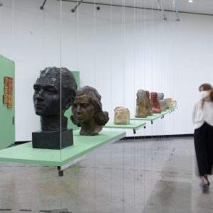 Opening day at Kunsthalle Wien Museumsquartier! You are warmly invited to join us ...