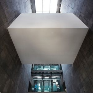 In 2001, the mumok was reopened in the @mqwien in Vienna's historical center. ...