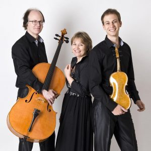 Best way to spend a rainy weekend is to… …enjoy a performance by Vienna Mozart Trio. Check...