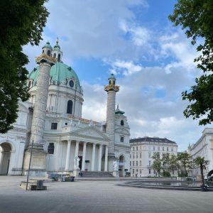 Guten Morgen Wien! Immer wieder bin ich verzaubert von dieser schönen Stadt! #vienna ...