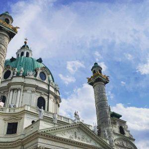 #karlsplatz #karlskirche #vienna