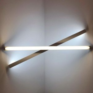 #danflavin #mumok #museummodernerkunst #wien #vienna #sculpture #artinstallation #neon #abstractart #minimalism mumok - Museum ...