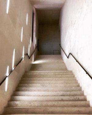 Level up. 🔝 #leopoldmuseum #wien #stairs #treppe #architecture #architektur #interior #interieur #interiodesign #stone ...