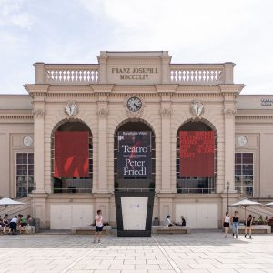 Say hello to the Kunsthalle Wien Museumquartier, our exhibition hall for contemporary art. ...