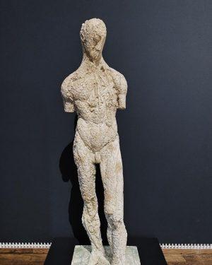 """Modeled Figur"" by Joannis Avramidis. WIEN UM 1900: An impressive new exhibition at ..."
