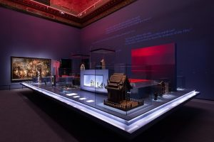 Room III in our current special exhibition 'Higher Powers - Of People, Gods and Forces of Nature'...
