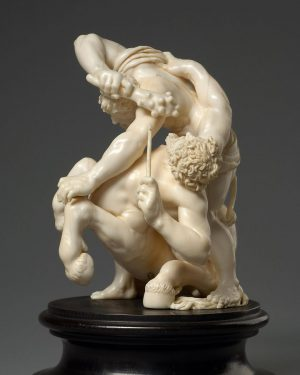 Today we continue our #MasterOfTheFuries series, in which we present pieces by the famous ivory carver. Last...