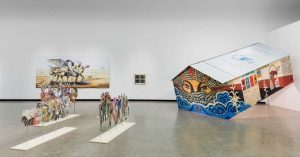 ☀️Escape the heat and visit us at Kunsthalle Wien Museumsquartier: