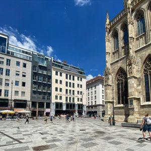 Endlich ist der Sommer in Wien und uns steht eine ganze Woche traumhaftes Wetter bevor. Habt ihr...
