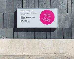 Zum Auftakt der neuen Ausstellungen