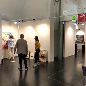@artaustriaofficial Erste Fotos vom Aufbau. Morgen Do 17.Juni 11uhr gehts los! 🙌 MQ – MuseumsQuartier Wien