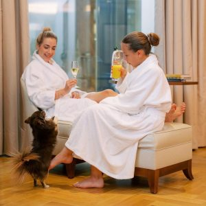 Relaxation level 100! Discover ultimate recreation with our Private Suite Spa experience. #parkhyattvienna #aranyspa #relaxation #spa #vienna...
