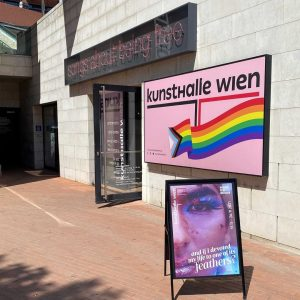 🌈Today is Pride Parade in Vienna🌈 Kunsthalle Wien supports the important political demonstration for acceptance, respect and...