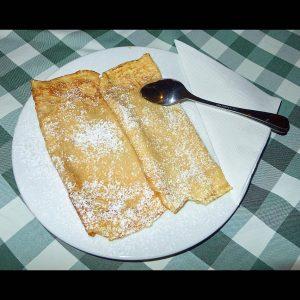 Deliciousness #belaborsodi #sightings #delight #food #pastry #indulgence #palatschinke #photography #photographer#colorphotography #artist
