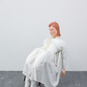 #ARTWORKOFTHEWEEK - Markus Schinwald converts psychological states into a physical equivalent. Occasionally marionettes take the place of...