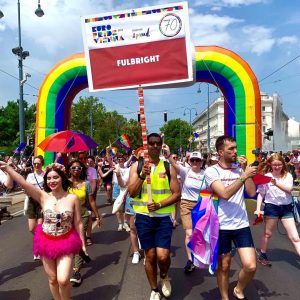 The 25th Viennese Rainbow Parade is taking place today as part of the ...