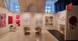 Wir freuen uns auf Ihren Besuch am Stand 47 auf der Art Austria @artaustriaofficial Vom 17.-20. Juni...