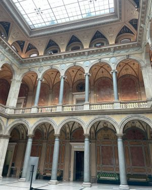 The lovely #architecture and #design of the #Mak #museum in #Vienna MAK - Museum of Applied Arts