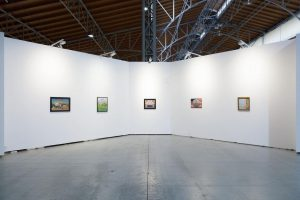 Ida Szigethy, Solo presentation, booth M1, Spark Art Fair. Open from today to Sunday 27 June. Ida...