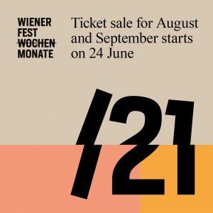 ☝️ This Thursday! Time to make plans for August... . . . . #festwochen2021 #wienerfestwochen #festival #artsandculture...