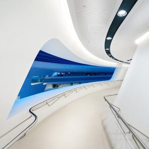Wart ihr schon mal in diesem Teil des Library Centers? Danke an 📸📸📸 @jirisebek.architecture 📸📸📸 Wollt ihr...