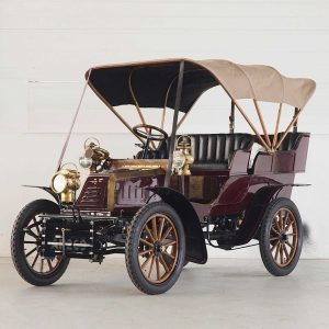 1902 Clement 9 HP Four Seater. Among the pioneers of the young automotive industry, there were few...