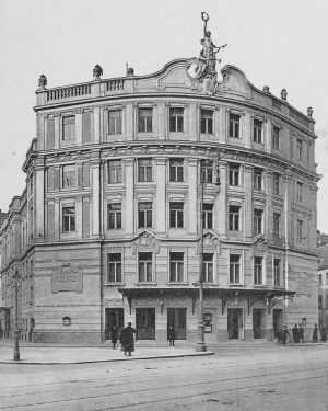 Willkommen in der neuen Woche und zum nächsten Halt unserer Wien-Zeitreise mit @oldnew.vienna !⏱ 1️⃣8️⃣ Johann Strauß-Theater...