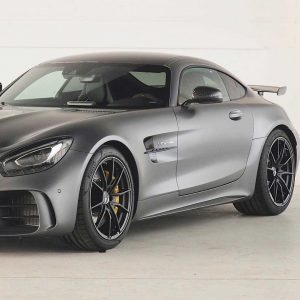 On 9 September, Mercedes-AMG presented the #AMG GT to the public in Affalterbach. This was the second...