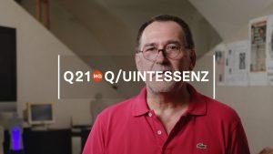 Q21 Backstage Tour - q/uintessenz
