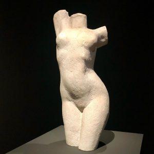 Exhibition at @leopold_museum Josef Pillhofer: beautiful female sculptures and paintings . . . #JosefPillhofer at #LeopoldMuseum great...