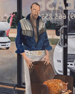 Last day — TIM SANDOW Gruppenausstellung mit Chop Suey in der Startgalerie! TIM SANDOW, SPIEL SCHMUSEMUSIK, 2020...