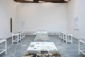 The exhibition Basics may be seen as a tangle, one in which we may trace diverse, equally...