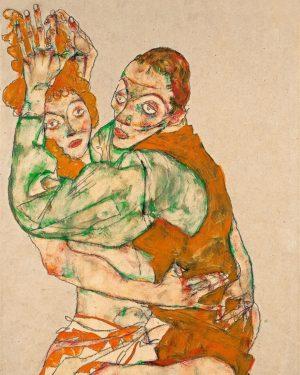 🇦🇹 Was für ein Skandal! 😱 Mit Darstellungen von expliziter Nacktheit und anderer tabuisierter Themen sprengten Künstler...