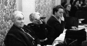 Unsere #AriadneFrauDesMonats ist Marie Bock (1881-1959), hier ganz links im Bild gemeinsam mit ihren frauenbewegten Genossinnen Anna...