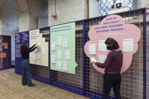 Beim VCÖ-Mobilitätspreis wurde unsere Ausstellung