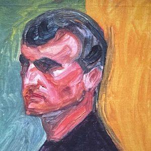 Munch Autorretrato Leopold Museum