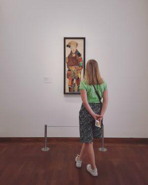 mój idol #egonschiele #egonschieleswomen Leopold Museum