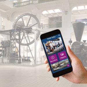 Hast du schon unsere brandneue und kostenlose Museums App ausprobiert? Individuelle Touren, virtuelle Rundgänge oder Informationen in...