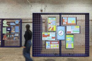 """Die letzten Tage unserer Ausstellung """"Boden für Alle"""" sind angebrochen. Bis einschließlich 19.07. ..."""